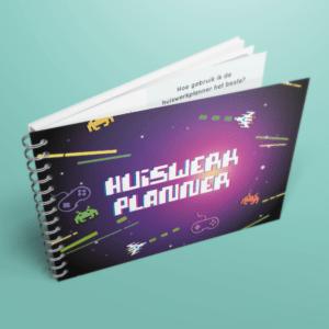 Arcade huiswerkplanner