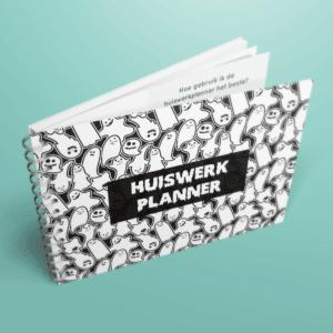 Ghost huiswerkplanner